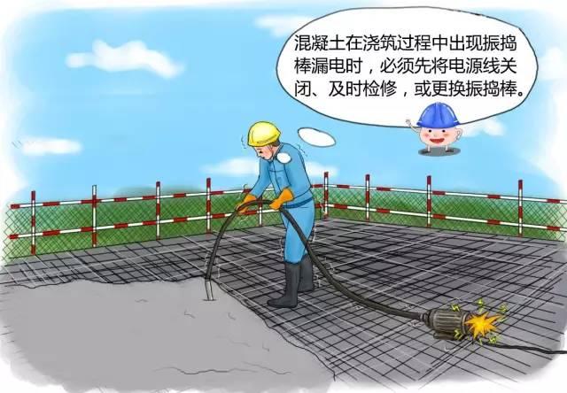 《工程项目施工人员安全指导手册》转给每一位工程人!_30