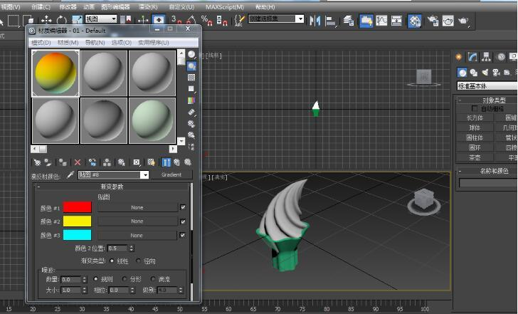 3Dmax材质是如何调试的?3Dmax材质调试大全