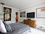【住宅】北欧风情公寓设计效果图