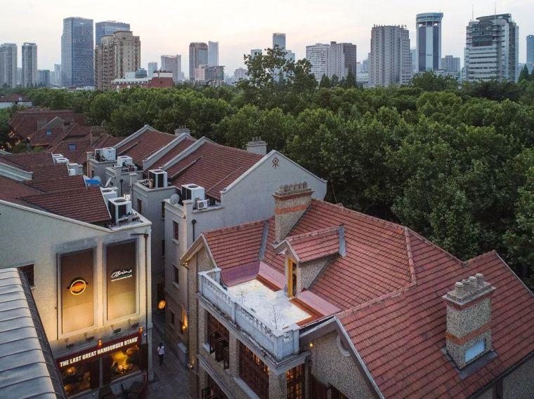 梧桐树下,偶遇上海最美洋房书店!