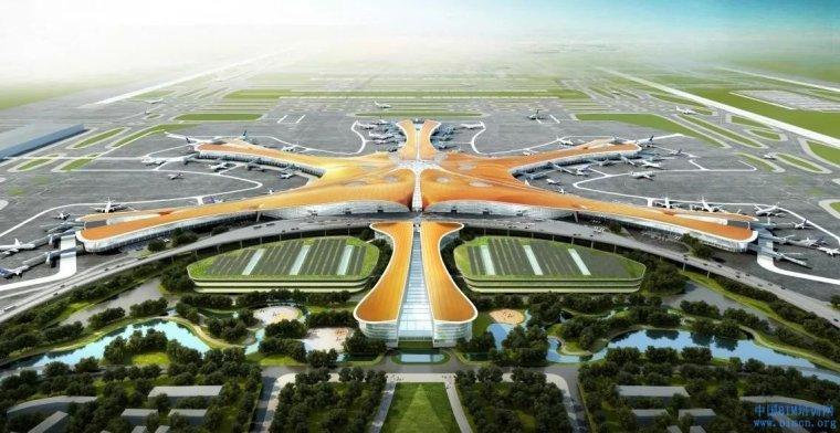 北京某机场项目BIM应用