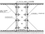 钢筋混凝土框架剪力墙结构住宅楼及相应地下车库后浇带止水钢板安装节点施工方案