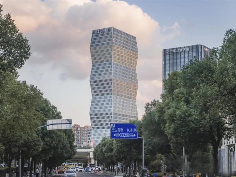 上海SOHO商业建筑