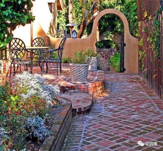 居住区与别墅庭院景观设计的差异_38
