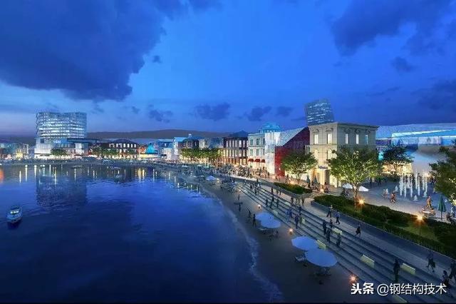 湘江欢乐城冰雪世界效果及建造_3