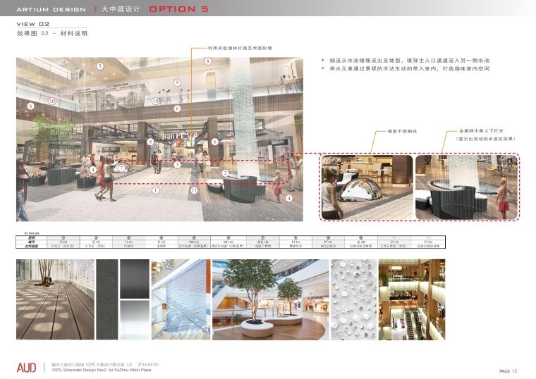 三迪中心商场设计施工图(附效果图+标识设计方案+SU草图模型+深化设计方案+概念设计方案)-13