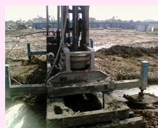 各类混凝土灌注桩施工流程