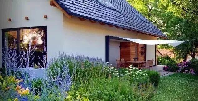 乡村庭院这样设计,比豪宅美十倍!