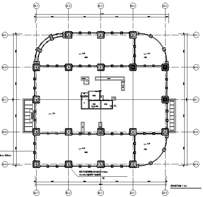 上海仓储配套办公及餐饮机电施工图(电气+给排水+暖通)