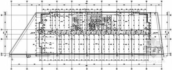 [河北]二十层综合楼给排水全套施工图纸