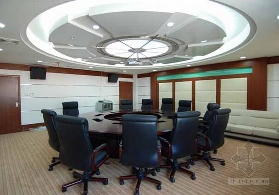 [山东]2015年视频会议室和办事大厅改造工程预算书
