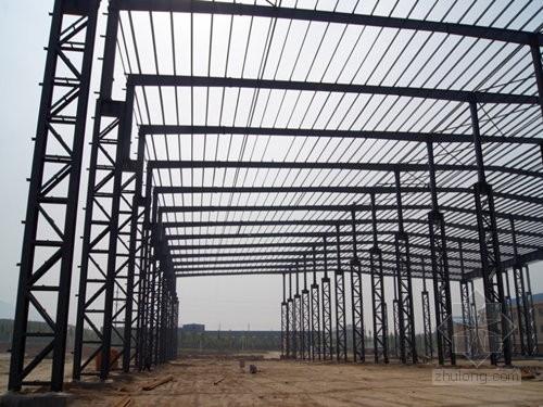 [深圳]钢结构厂房工程监理实施细则(详细)