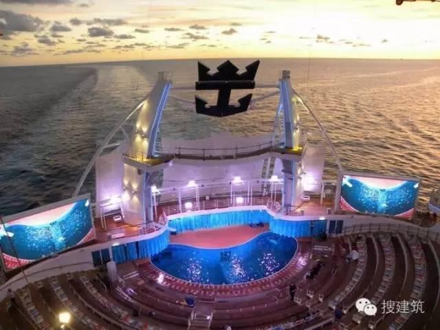 """一座海上的超级巨无霸,把""""公园""""搬到了船上!!_8"""