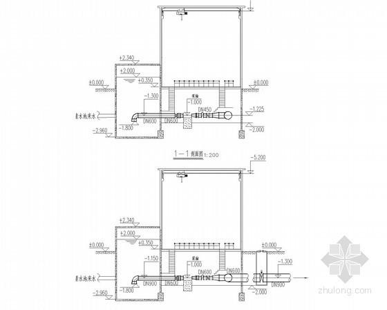 泵与泵站课程设计(说明书+图纸)