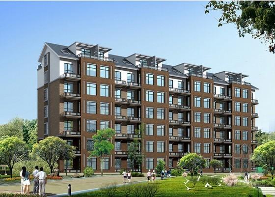 [青岛]高层住宅楼建筑安装工程施工合同(5400万元)