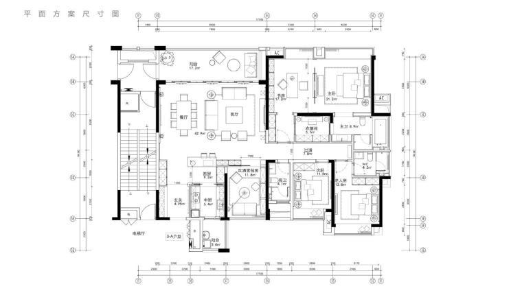 东莞]都市精英国际风格四居室样板房室内设计方案-1 (10).jpg