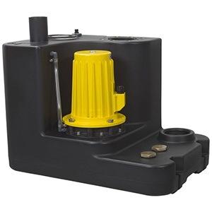 吸入式气升泵的工作原理
