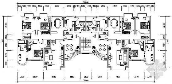 四室两厅一厨两卫143平米