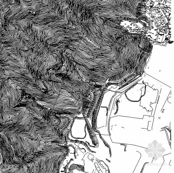 [深圳]郊野公园景观设计全套施工图