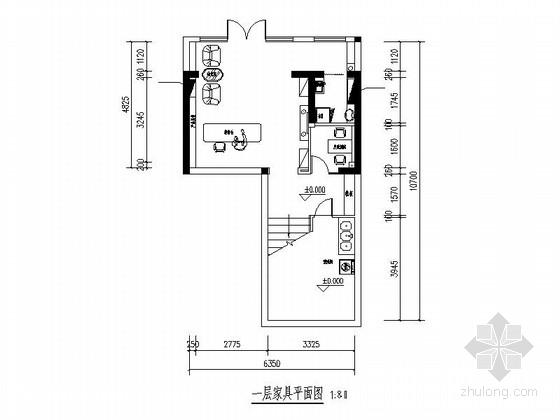 [河北]中式高档男式SPA美容养生会馆施工图(含实景)