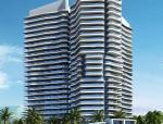 [海南]滨海风情热带风格公寓式住宅楼建筑设计方案文本