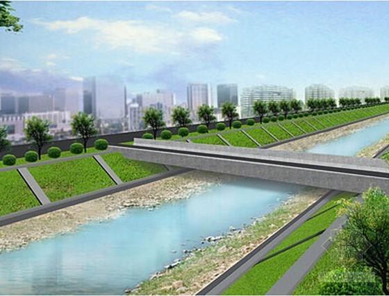 [吉林]河堤水利工程投资估算及经济测算实例(全套表格)