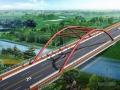 景观桥工程钢结构制作与安装方案施工图纸