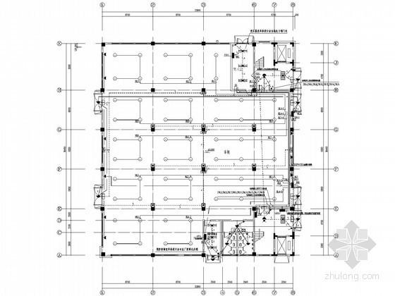 [浙江]经济合作社厂区电气施工图纸(2015年4月设计)
