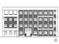 [安徽]某起重设备有限公司厂区办公楼方案图(含效果图和节能设计)