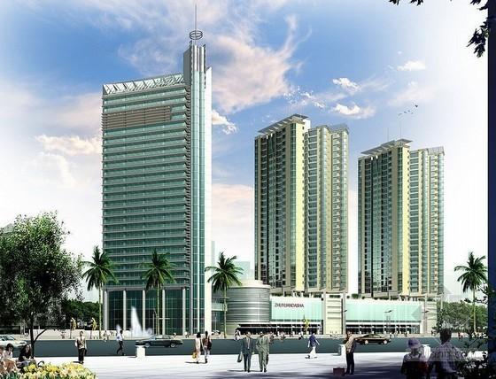 大厦外立面改造项目建设工程设计合同(9页)