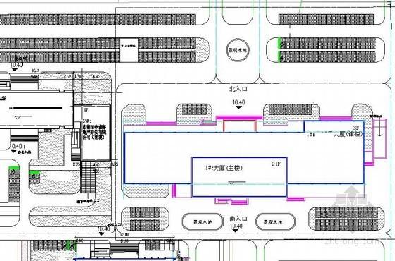 [山东]框剪结构商务办公楼施工组织设计(泰山杯)