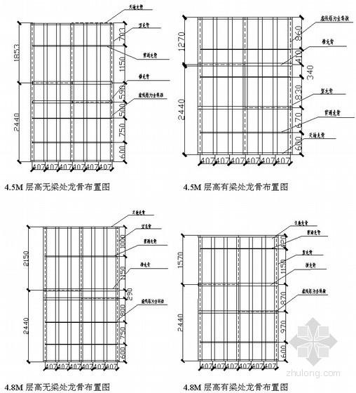 [北京]精装修轻钢龙骨金特板隔墙施工技术交底