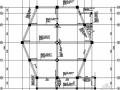 民族中学二层阶梯教室结构施工图