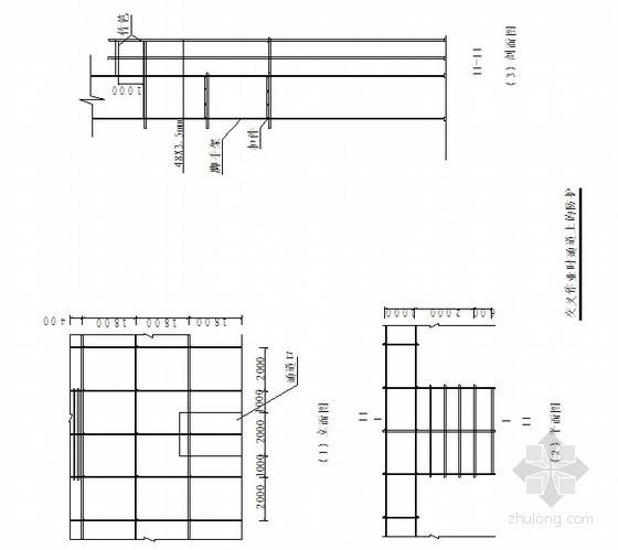 天津某产业园厂房施工组织设计(农民工身份管理达标工地)