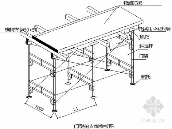 [湖南]城市道路工程箱涵专项施工方案