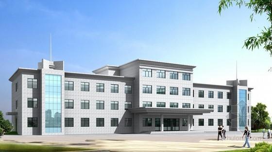 [山东]办公楼装饰预算成本表