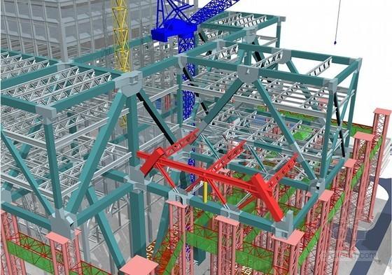 [广东]超高层混合结构地标性办公楼总承包施工组织设计(900余页,效果图丰富)