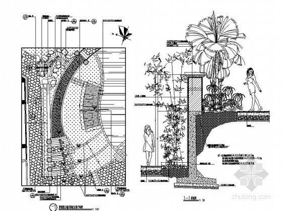 生态挡土墙施工图