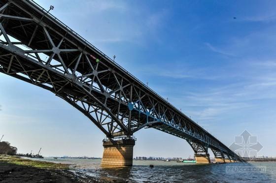 连续栓焊桁架桥工程设计总体解析(85页 图文并茂)