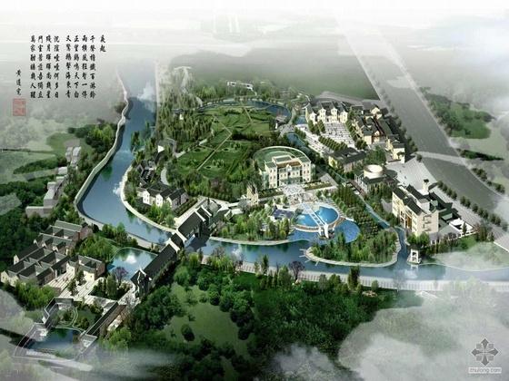 [梅州市]某纪念公园规划设计方案及文本(另包括flash演示文本)