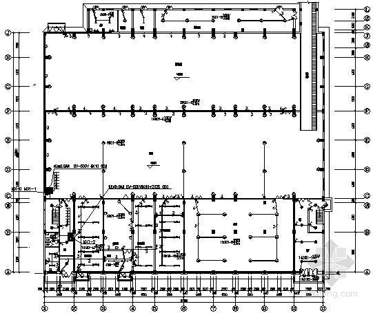 某高校供热工程锅炉房电气施工图纸46张
