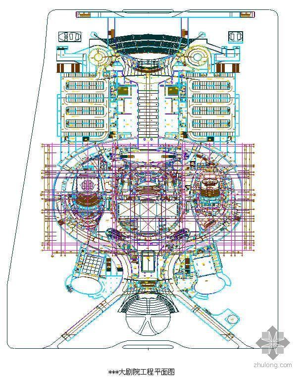 北京某大型剧院新技术应用示范工程汇报材料