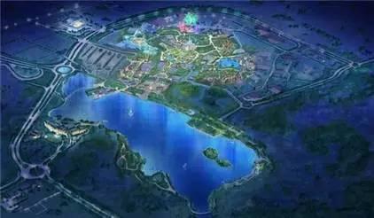 史上最全的上海迪斯尼乐园设计细节曝光