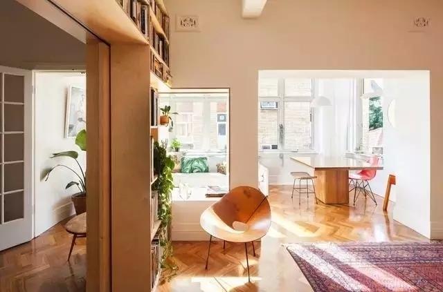 两室两厅一厨前后对比惊呆了老一辈小夫妻旧房改造