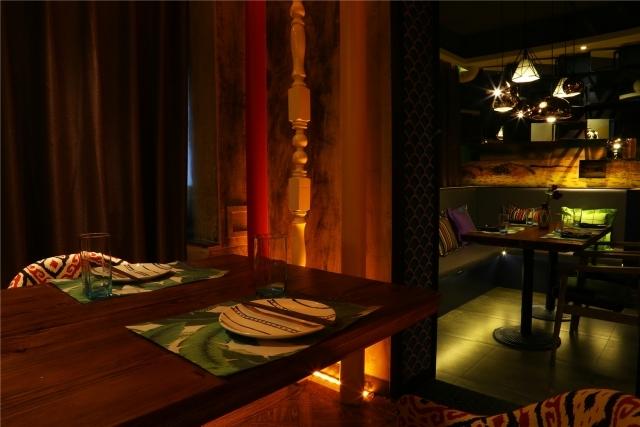 沈阳·爱尚虾塘主题餐厅设计,分分钟被征服