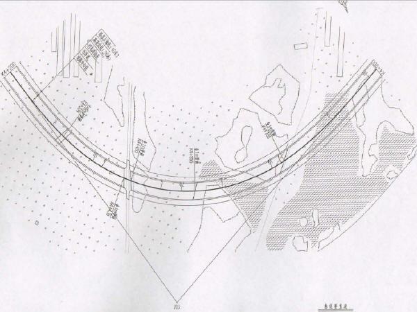 [辽宁]路基宽26米绕城公路工程设计图纸489张PDF(含道路交通,9座板桥,圆管涵)