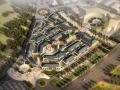 [安徽]阳光半岛奥特莱斯商业街规划及建筑方案设计文本