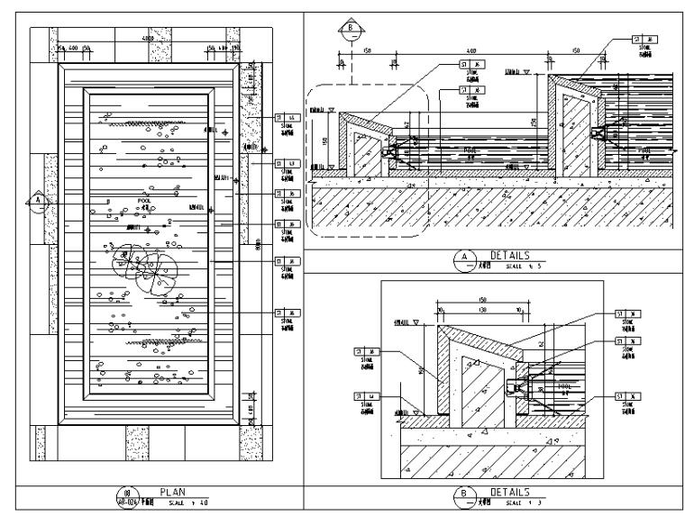 【海南】CCD-三亚国际酒店设计施工图(附效果图)_2