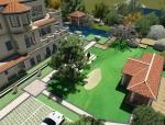 [SU模型]10套欧式别墅SU模型