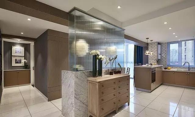 讓我一見鐘情的109㎡兩居室簡約美式裝修案例